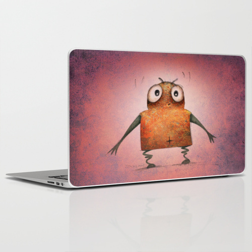 strangestore, undroid, paul stickland, macbook air,