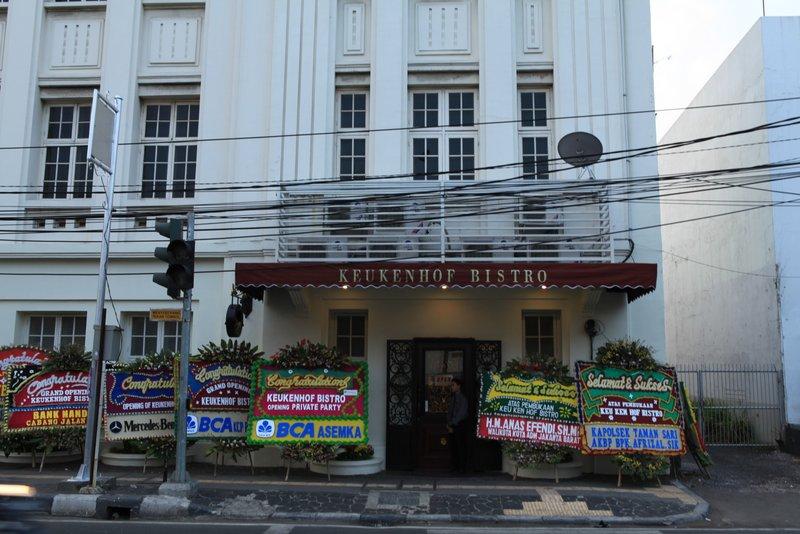 Keukenhof Bistro Kota Tua Jakarta