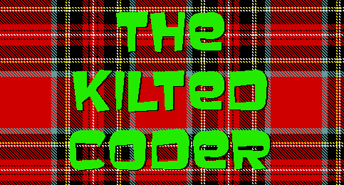 The Kilted Coder
