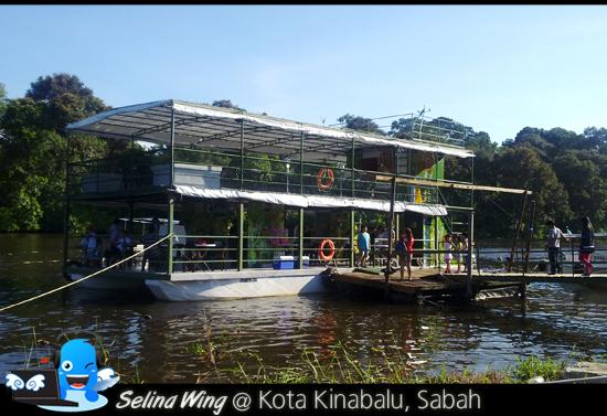 Sabah Trip 1 Jin Jin Seafood Restaurant And River Cruise Tour  Kota Kinabal