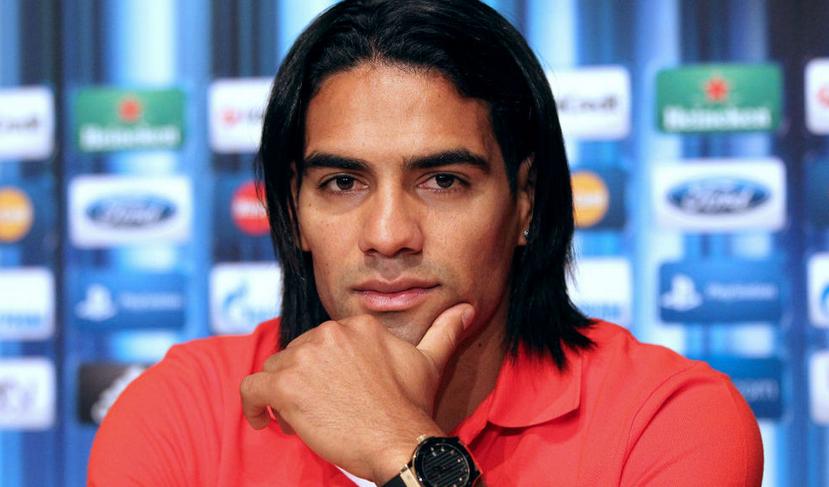 Radamel Falcao Resmi Bergabung Dengan Chelsea