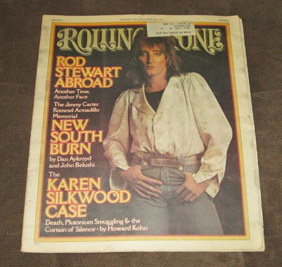 stevenwarran  who killed karen silkwood  books  u0026 magazine