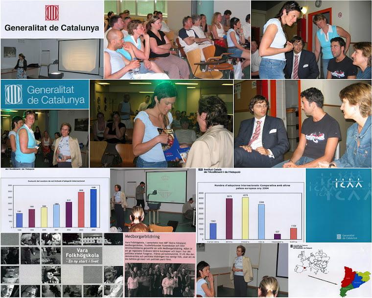 Vara Folkhögskola i Västergötland Studiebesök i Barcelona 2005