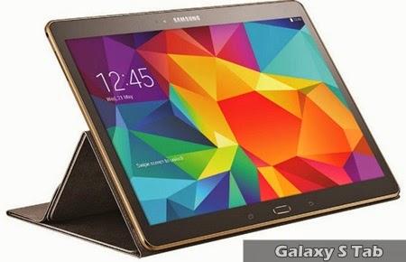 Gambar Samsung Galaxy Tab S