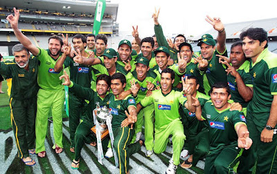 cool wallpapers of pakistani cricket team