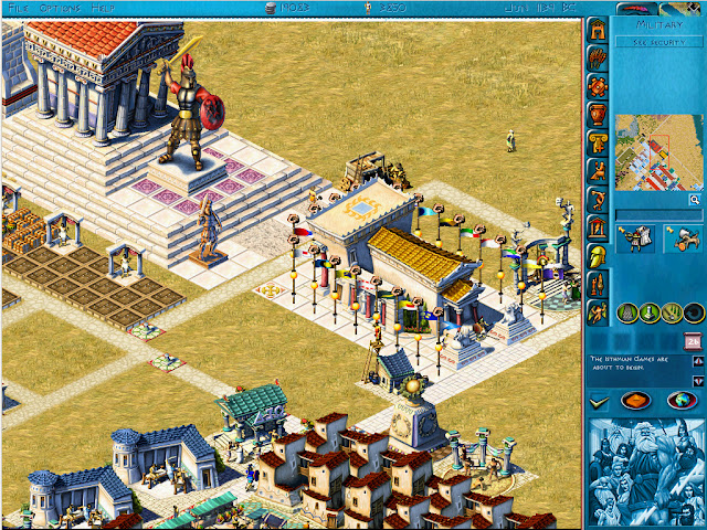 Zeus: Master of Olympus - Monuments Screenshot