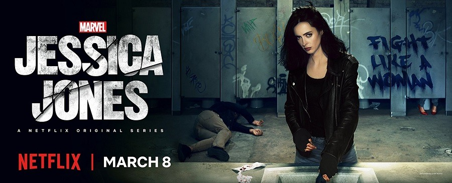 Jessica Jones - 1ª Temporada Completa 2015 Série 720p HD WEB-DL completo Torrent
