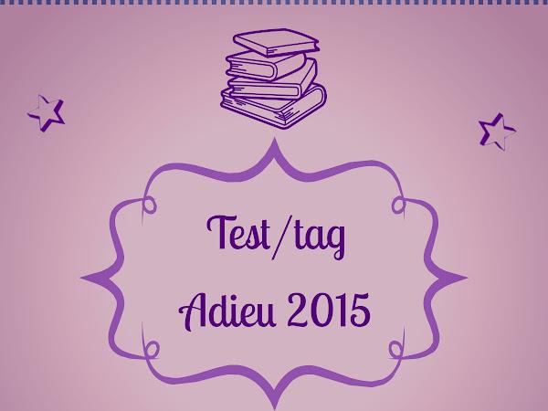[TAG] Adieu 2015 - PKJ