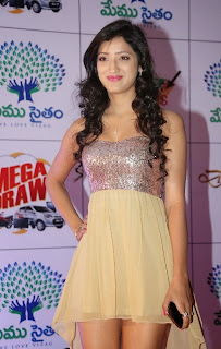 Actress Richa Panai Latest  Pictures at Memu Saitam Dinner with Stars Red Carpet  4