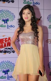Actress Richa Panai Latest  Pictures at Memu Saitam Dinner with Stars Red Carpet  4.jpg