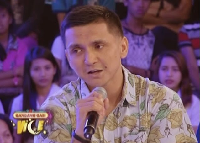 VIDEO: Jimmy Alapag sings 'All of Me' on GGV