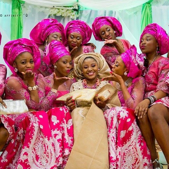 Aso Ebi Styles - Latest Aso Ebi Picture Design in Nigeria