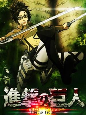 Shingeki no Kyojin: Ilse no Techou - Especial OVA 2 ...