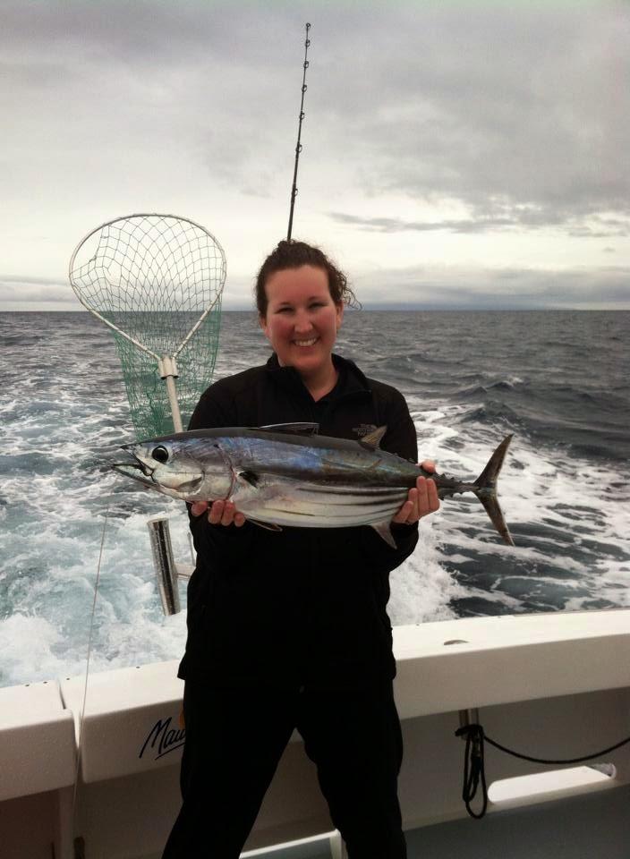 Aku- Skip Jack Tuna Marjorie Ann Fishing Charters