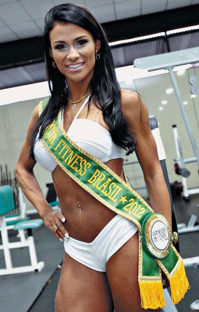 Marissol Dias - Garota Fitness Brasil 2012