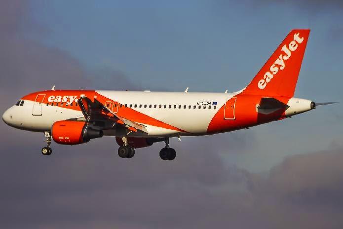Aviation air routes news easyjet amplia l 39 offerta da for Interno easyjet