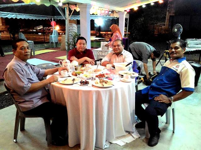 Iftar Parol Dan Perkhidmatan Komuniti WPKL