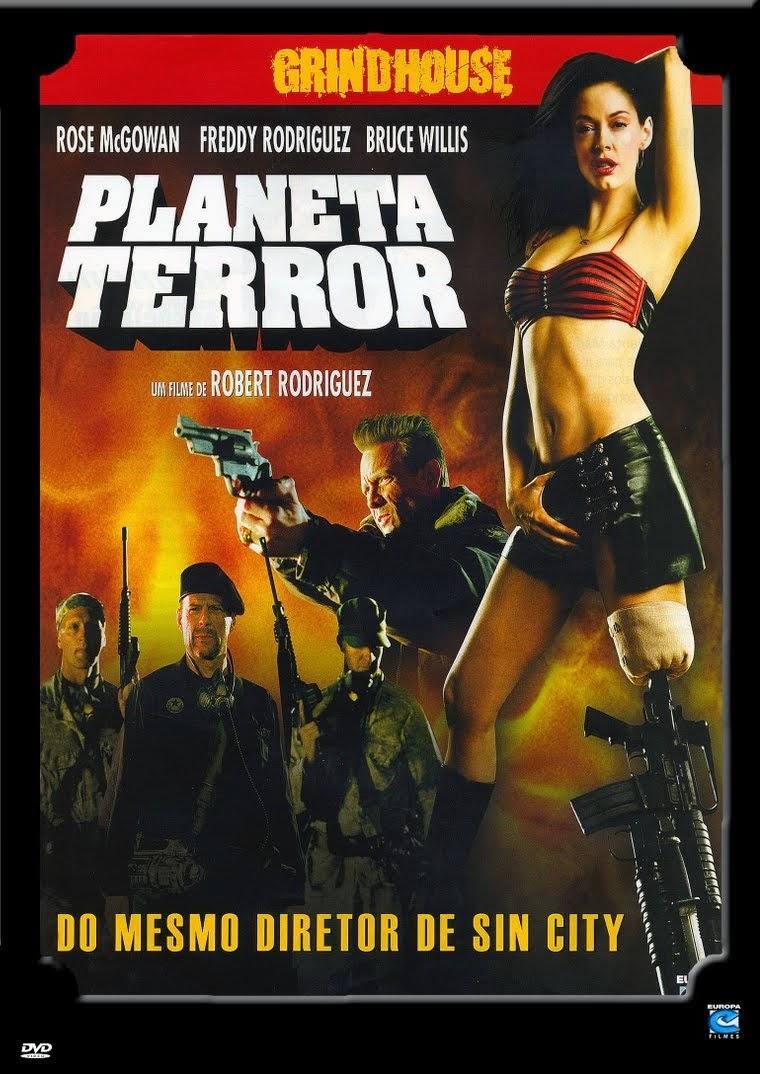 Planeta Terror – Dublado (2007)