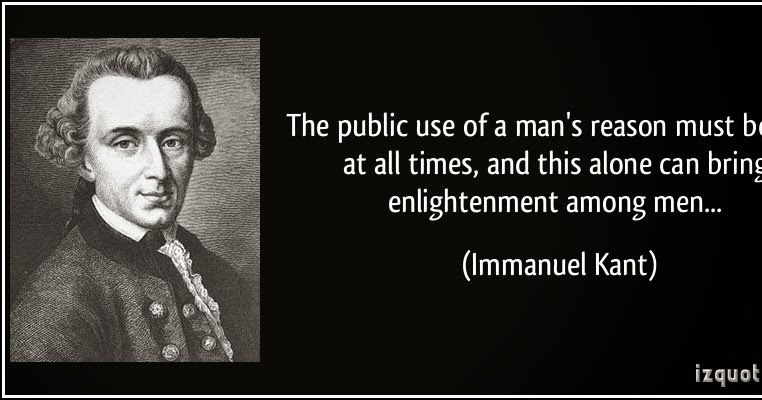 immanuel kant essay on enlightenment