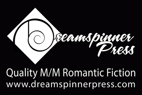 Proud to be a Dreamspinner Author!