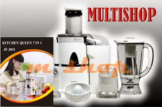 grand power juicer 7 in 1 kitchen queen