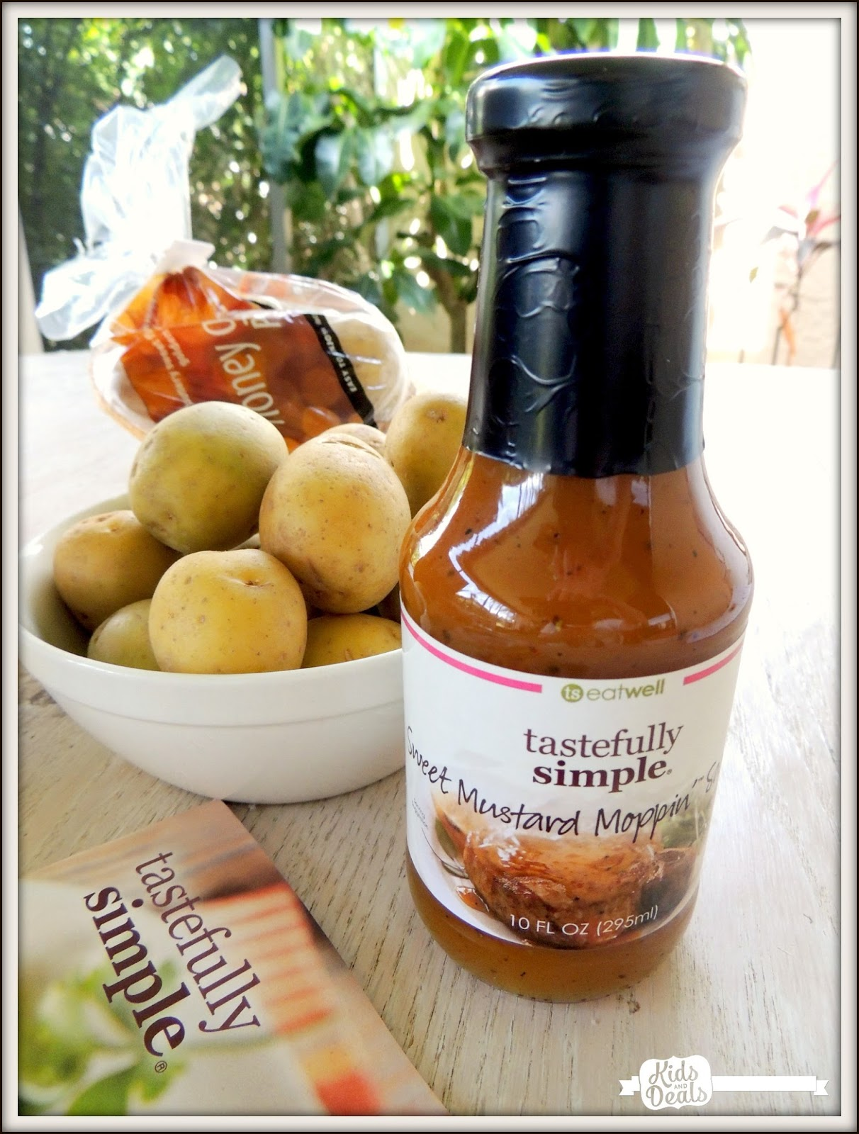 how to make sauce less mustard tast