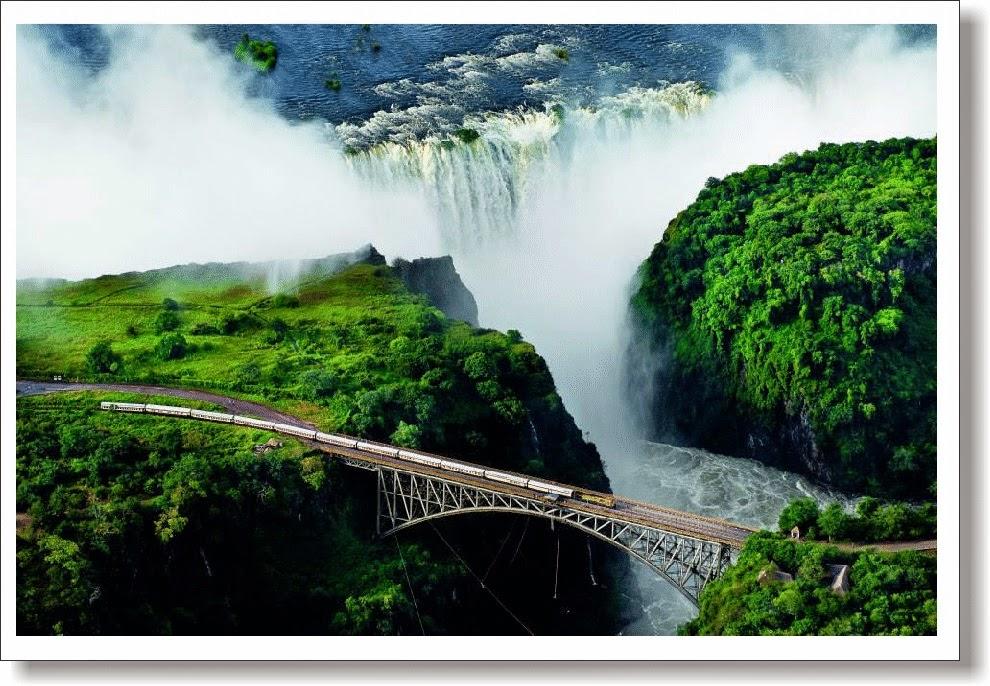 Zambia y zimbabwe cataratas victoria lugares del mundo for Piscina del diablo en zambia