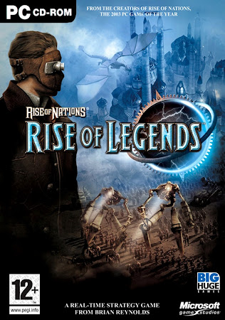 Rise Of Nations Rise Of Legends-DEVIANCE
