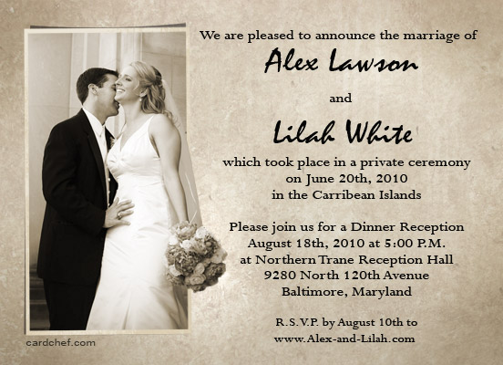 ... undangan pernikahan anda dicetak nantinya undangan pernikahan unik