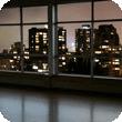 Kaca film gedung 3m night vision series