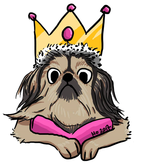 Sonia Dog Princess