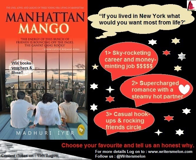 Contest : #MangoManhattan