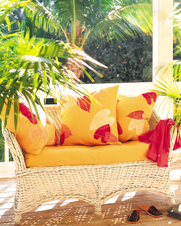 Modern Furniture: Summer Decorating Ideas 2011
