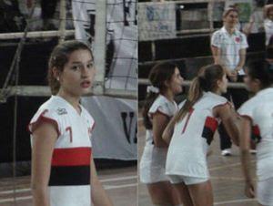 Filha de Xuxa é convocada para a seleção de vôlei de praia