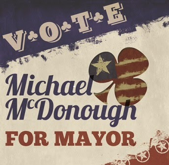 McDONOUGH FOR MAYOR