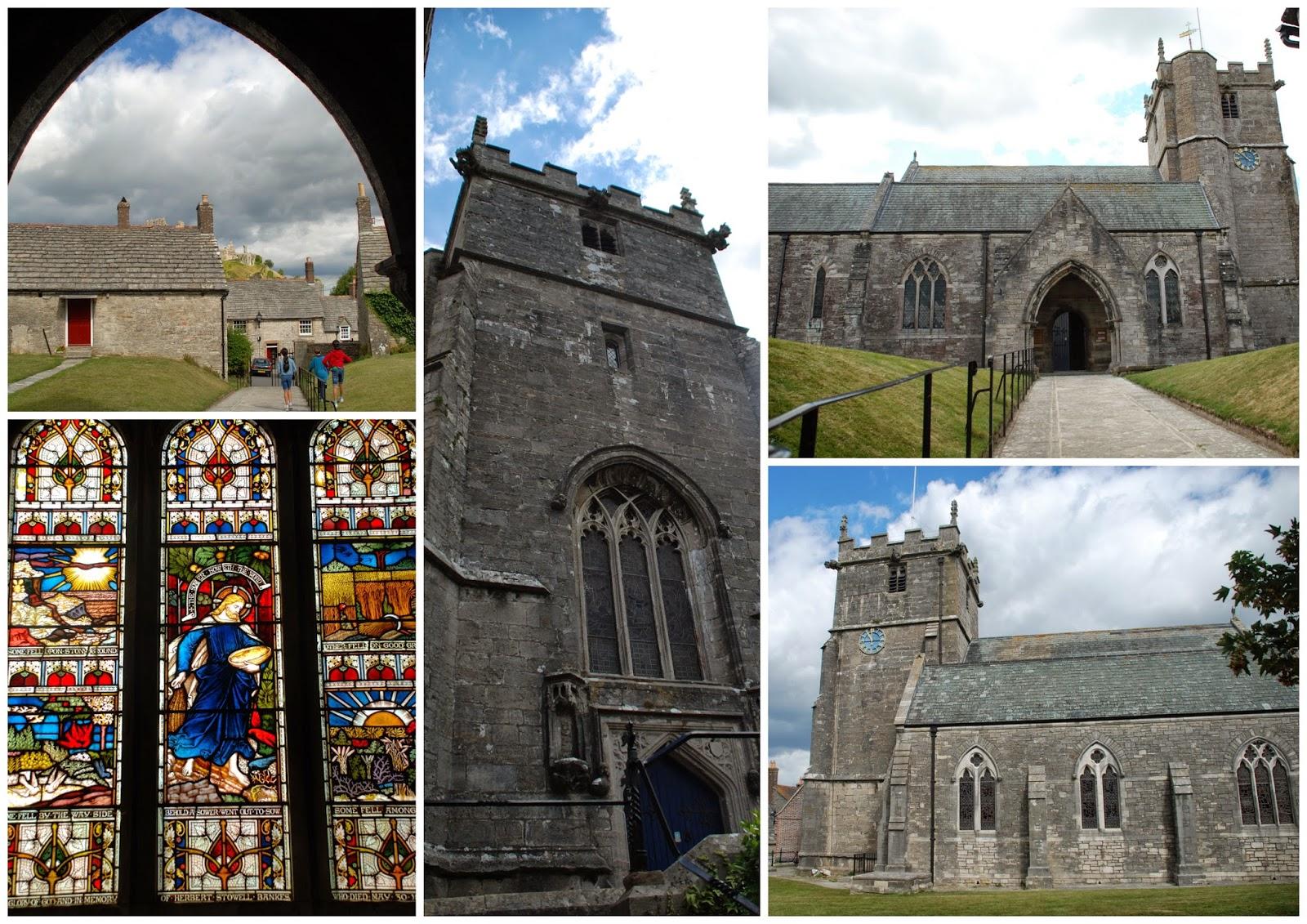 St. Edward's Church, Corfe Village Dorset