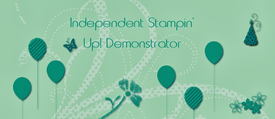 London - Independent Stampin' Up! Demonstrator -Crafting with Ashee