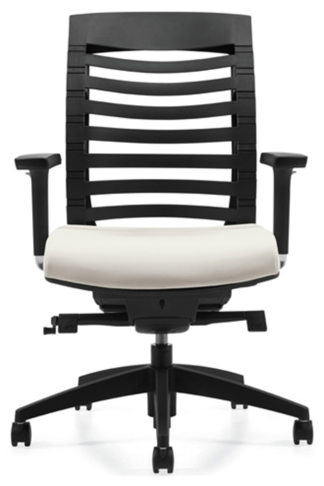Global Arti Series Polypropelene Office Chair