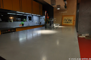 Beton Cire Küche, Beton Küche