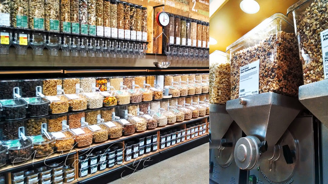 Whole Foods Market: Greenway bulk