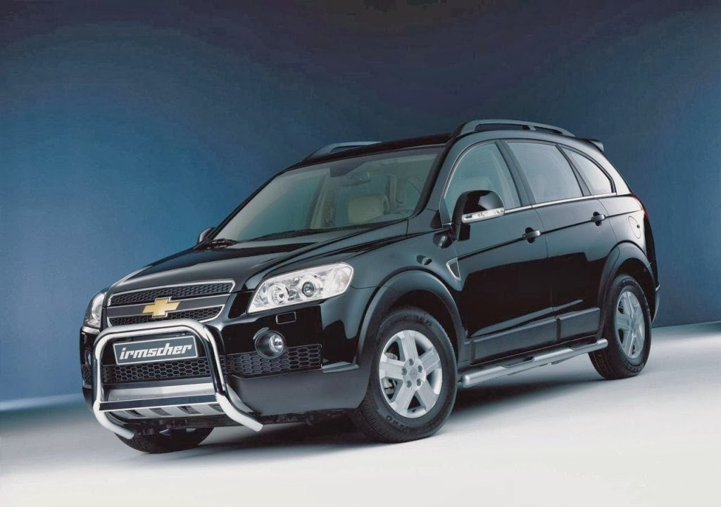 Chevrolet Captiva Suv Photos Cars Prices Specification