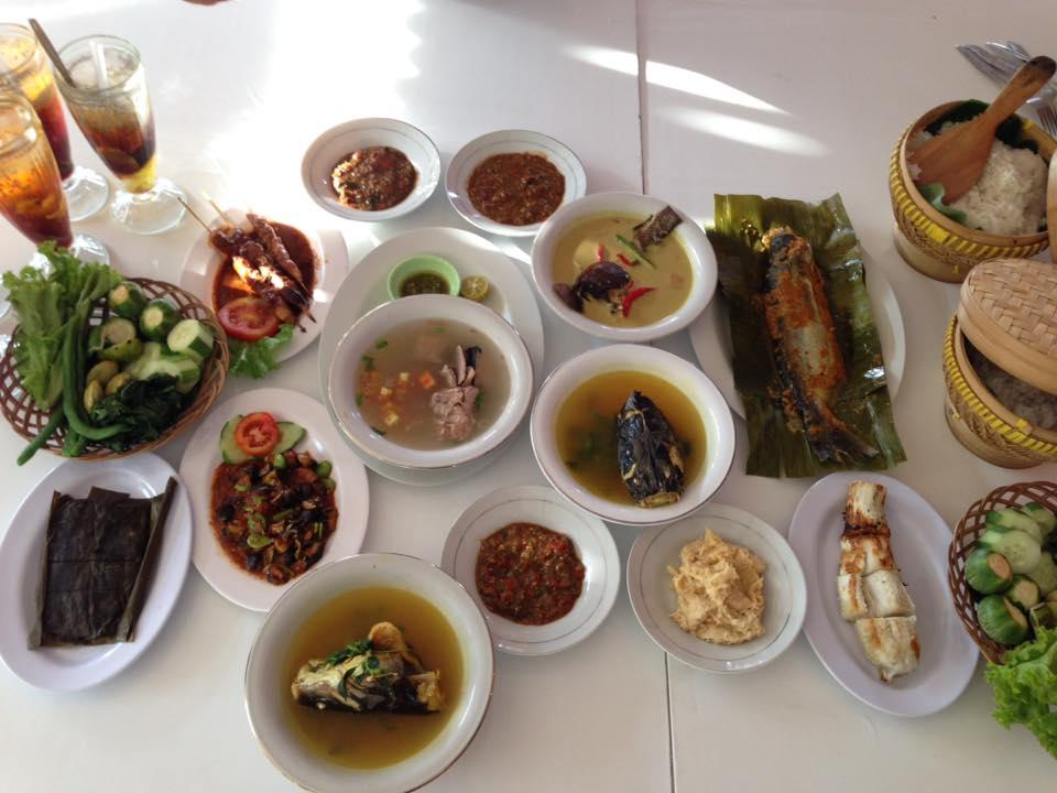 Seruit Kuliner Lampung