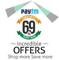 Paytm The Break Free Sale Get Upto 69% OFF on Fashion, Electronics, Books & More :buytoearn