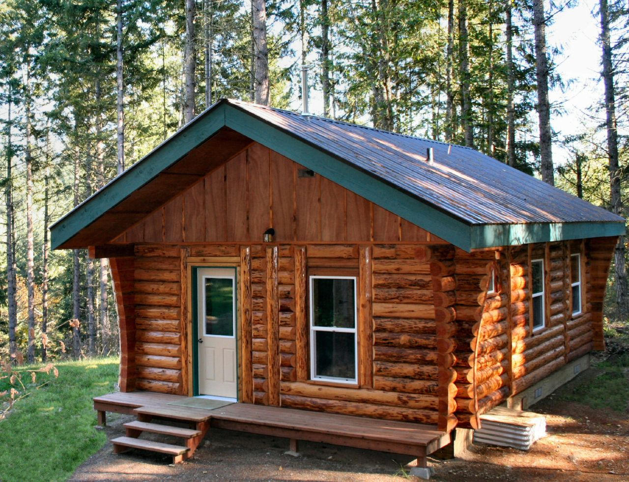 Log House Or Wood House Still Good on Simple Greenhouse Plans