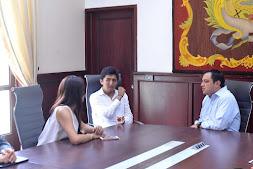 Atiende Américo Zúñiga iniciativa tecnológica