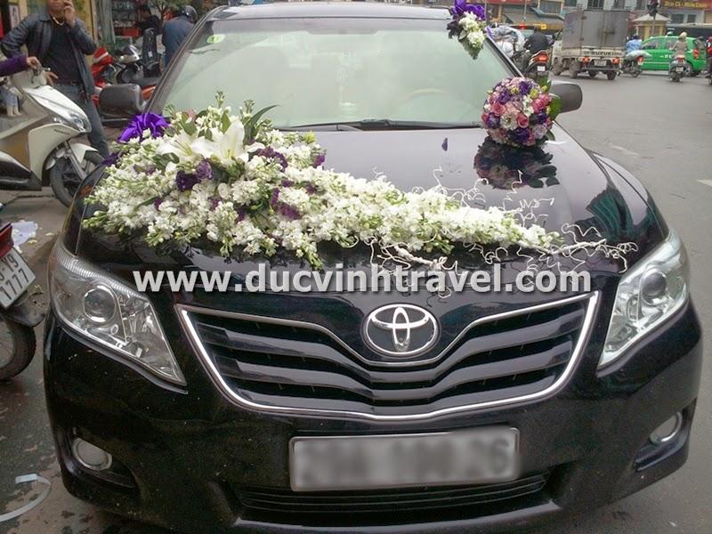 Cho thuê xe cưới Toyota Altis giá rẻ