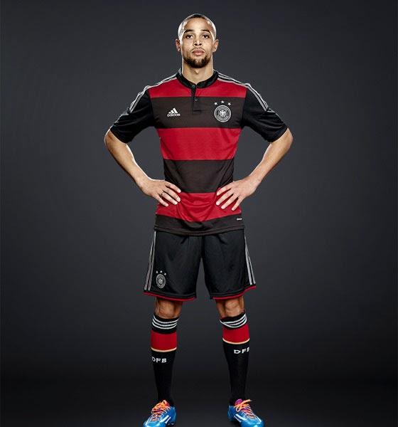 Germany Away Kit WC 2014