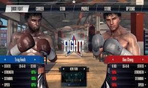 game boxing