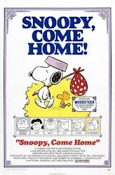 Baixar Filme Volte Para Casa, Snoopy / Snoopy, Volte ao Lar (Dublado)