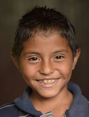 Levi - Honduras (Quelacasque), Age 8
